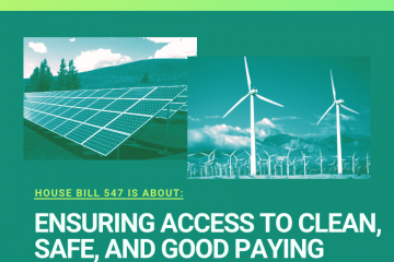 press release - New Mexico Clean Energy
