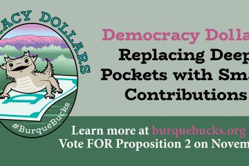 democracy dollars - report - demos - public financing