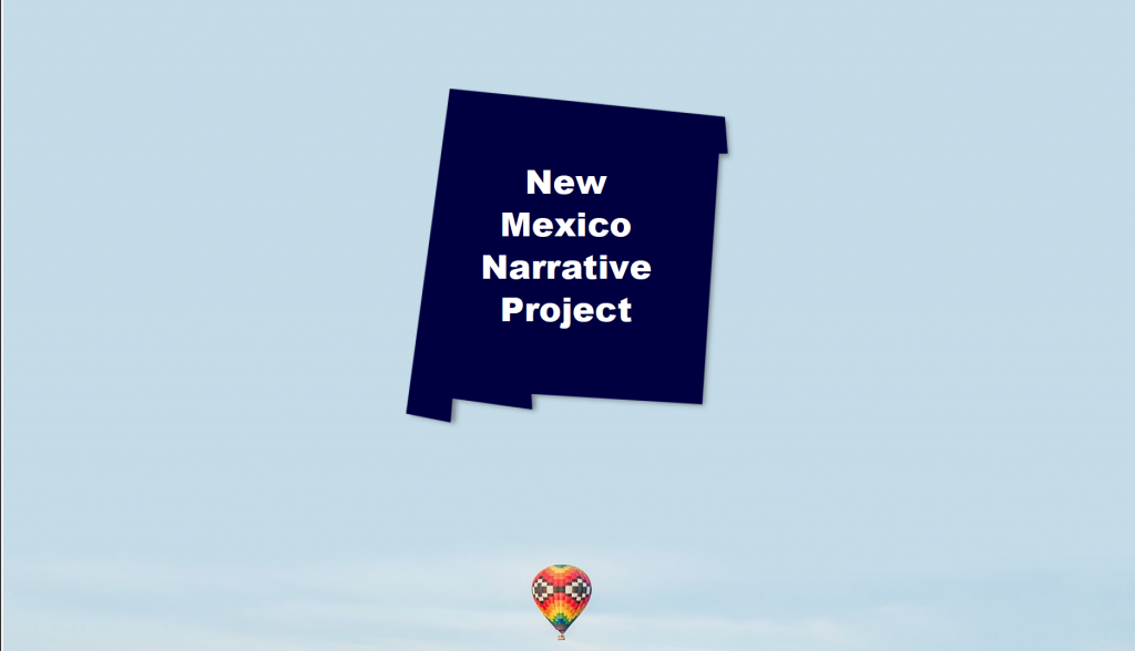 NM Narrative Project 2.0 - Center for Civic Policy